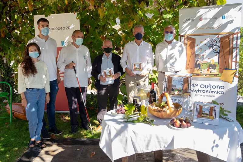 70 establecementos participan na 14ª edición do Outono Gastronómico
