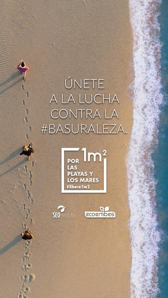 A Deputación de Pontevedra súmase á campaña do Proxecto Libera contra o lixo na costa