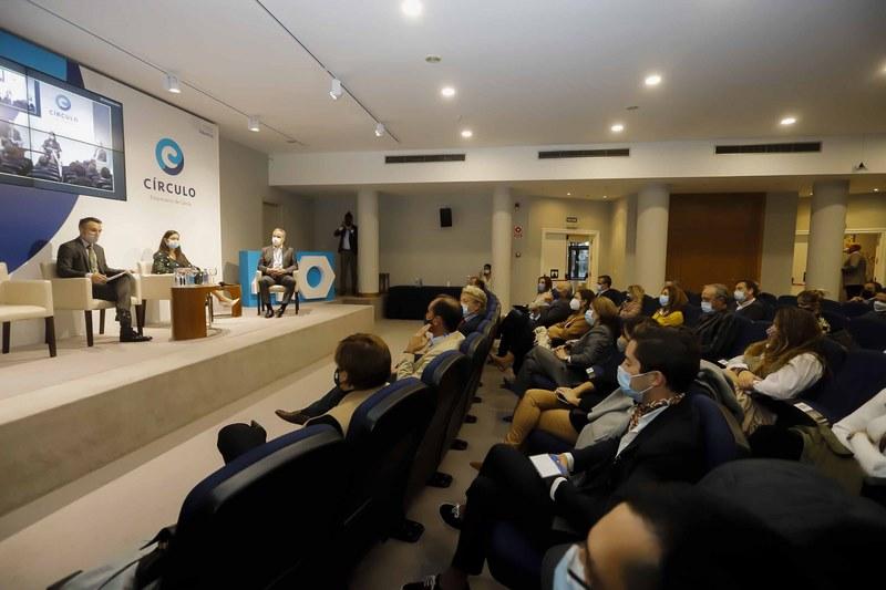 A Xunta destaca en Vigo a capacidade de transformación e a iniciativa do sector téxtil galego ante os retos do novo contexto