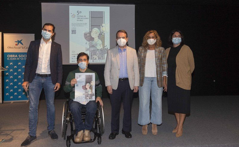 O Festival Inclusivo de Vigo estará dedicado este ano ao persoal sanitario