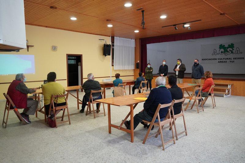 O programa Cultiva a Mente realiza a súa segunda edición en cinco parroquias de Tui