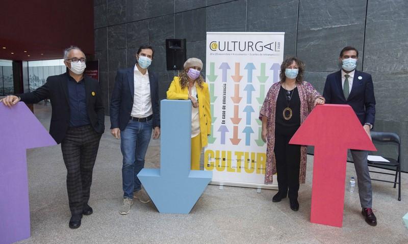 """Culturgal chega a súa décimo terceira edición baixo o lema """"En caso de emerxencia, cultura"""""""