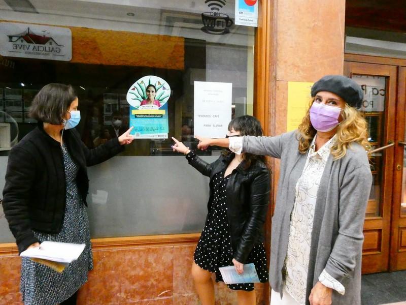 Activistas de Mesoamérica protagonizan a segunda edición de 'Defensoras de Dereitos'