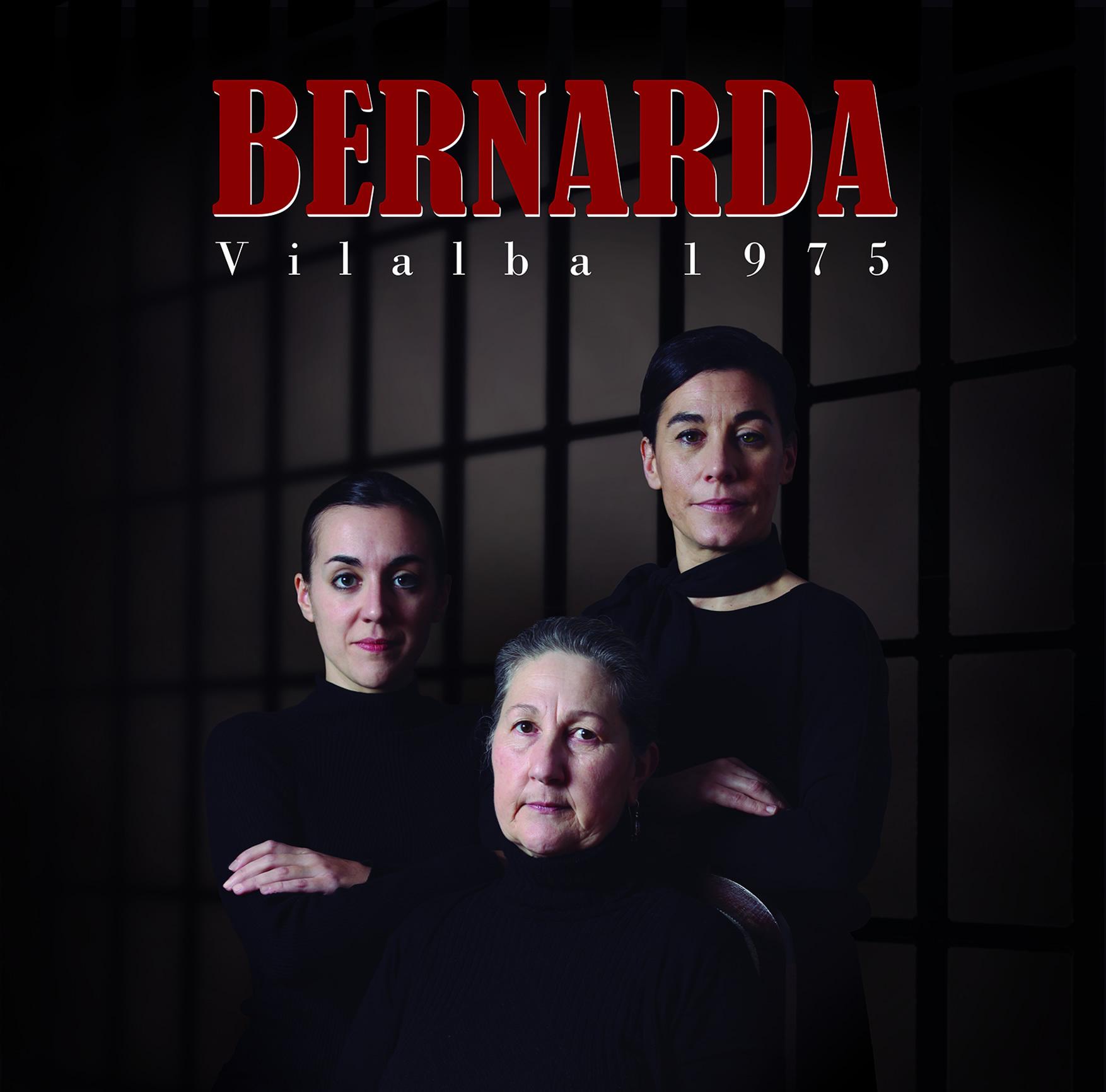 O Auditorio de Goián acolle a representación da galardoada obra teatral 'Bernarda'