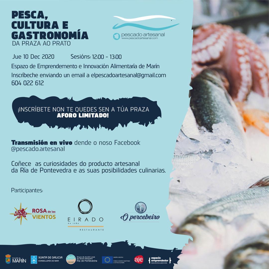 Marín acolle un evento promocional do produto pesqueiro local