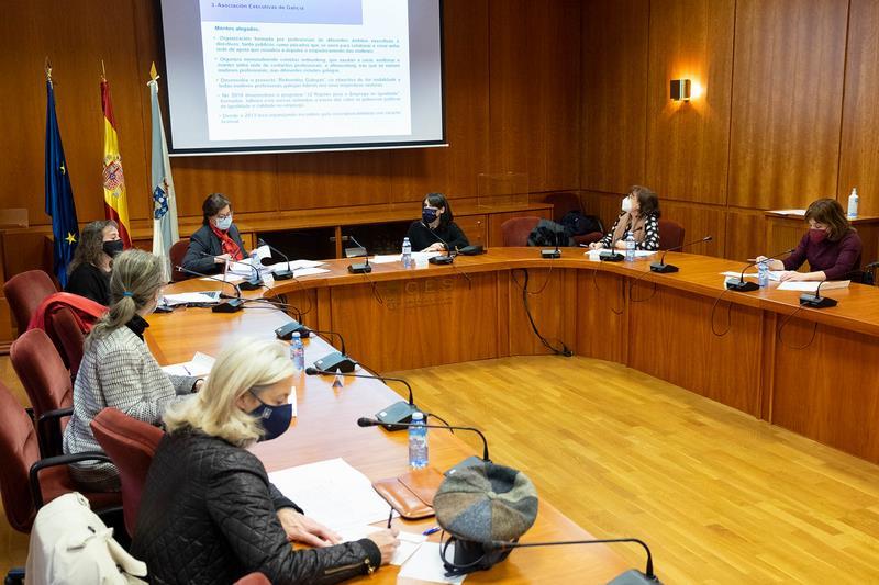 A Xunta concede a Medalla Emilia Pardo á Rede Mulleres Veciñais Contra os Malos Tratos de Vigo