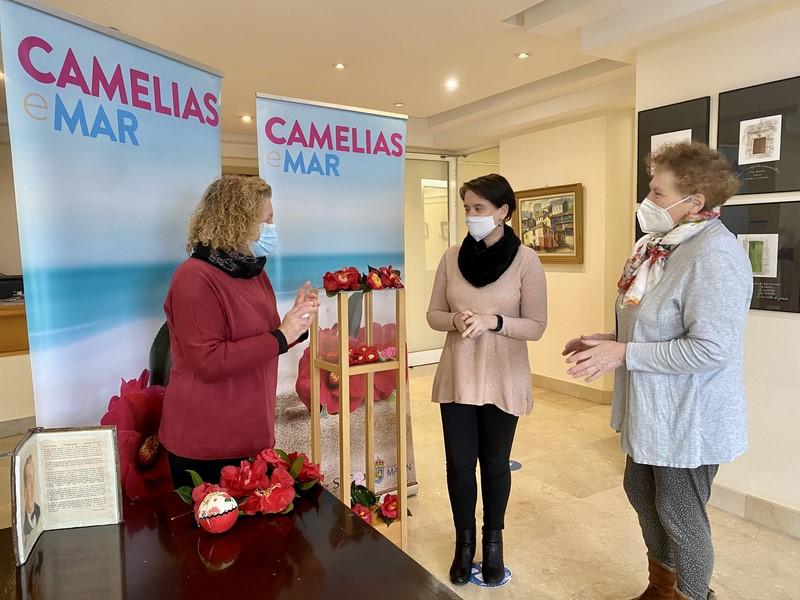 As camelias non encherán este ano os corredores e salas do Museo Manuel Torres