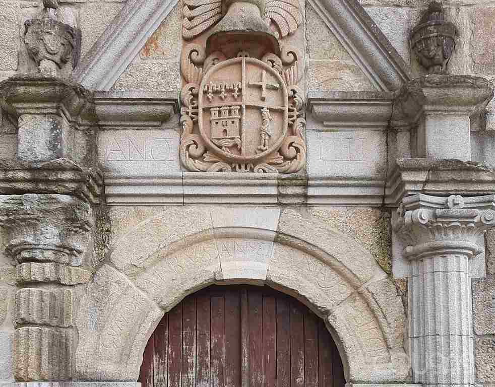 A Capela do Hospital de Cangas ten moita historia que contar