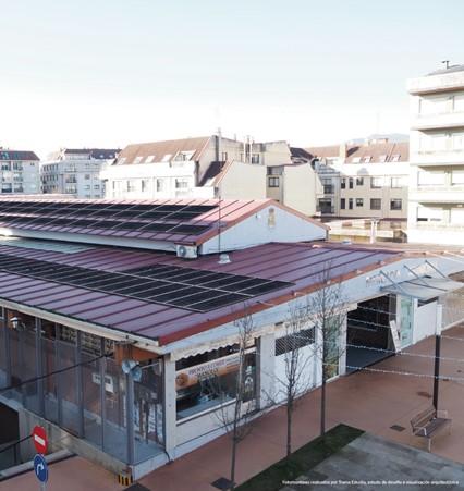 Ponteareas comenzará antes de xuño a xerar enerxía eléctrica a partir do sol nos seus edificios públicos