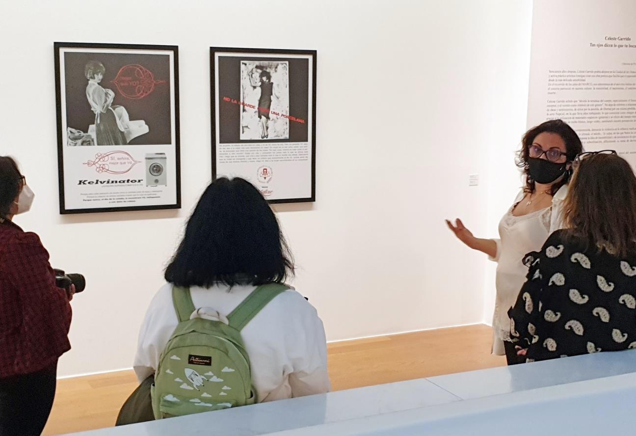 O MARCO prorroga as exposicións de Manuel Vilariño e Celeste Garrido ata o 4 de abril