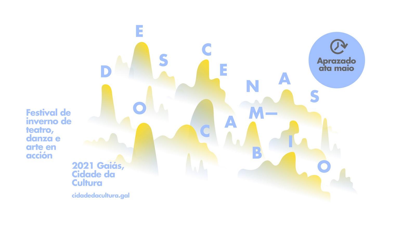 A Cidade da Cultura de Galicia reprograma o festival Escenas do Cambio para maio ante a actual situación sanitaria