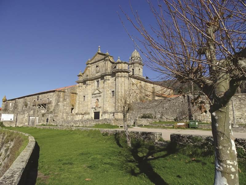 A Xunta investirá 900.000 € para rehabilitar a Igrexa do Mosteiro de Santa María de Oia, unha das xoias do Camiño Portugués da Costa