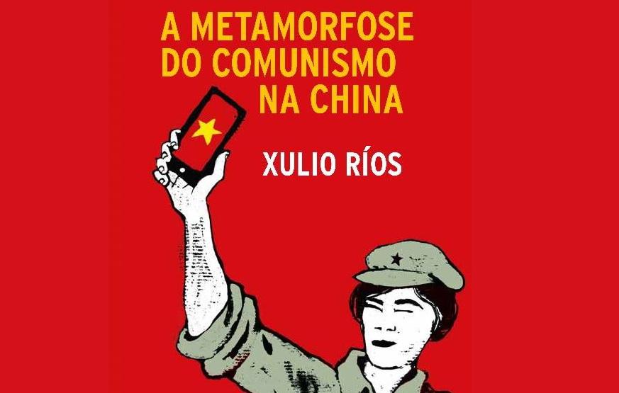 """Xulio Ríos presenta novo libro: """"A Metamorfose do comunismo na China. Unha historia do PPCh 1921-2021"""""""