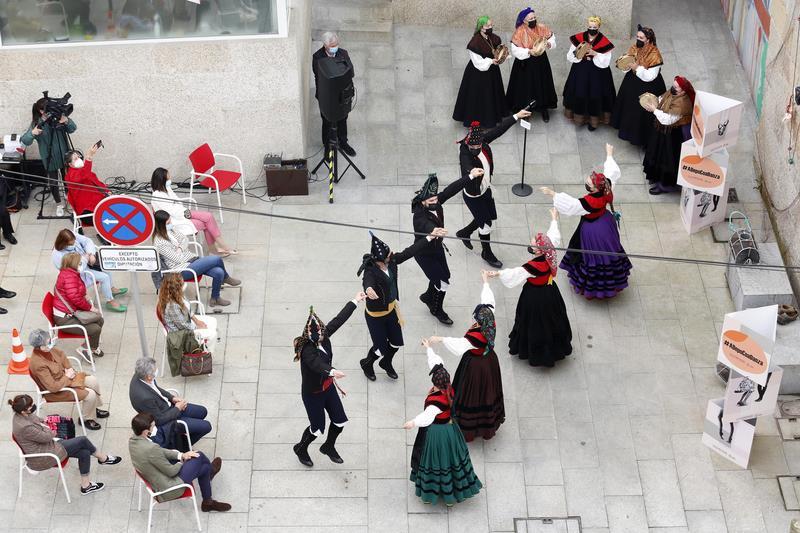 En Vigo tamén celebrouse o Día Internacional da Danza