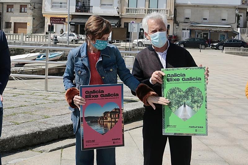 O programa Elixe Galicia ten previsto comezar de novo as viaxes a partir de maio