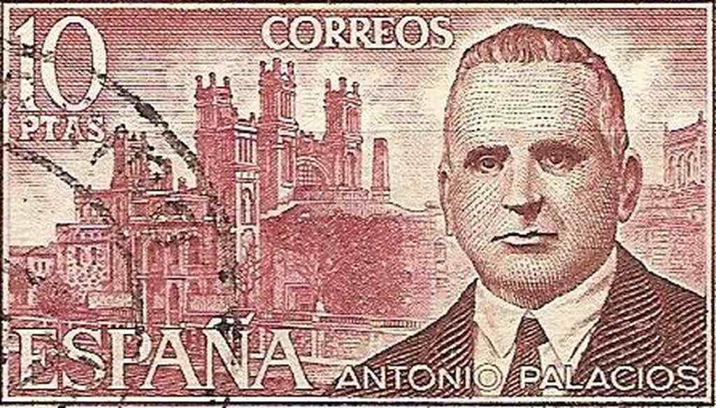 Antonio Palacios O templete do Metro madrileño no Porriño
