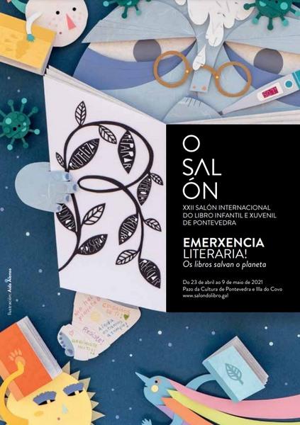 O CSIC participa un ano máis no Salón do Libro Infantil e Xuvenil de Pontevedra