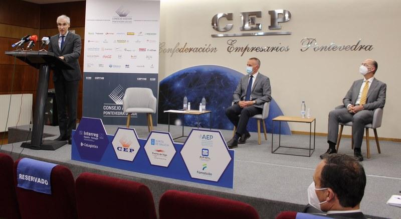 A aceleradora de empresas CoLogistics Business Accelerator ( CBA) busca emprendedores na Eurorrexión