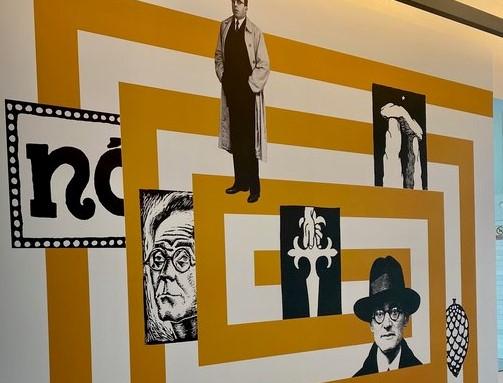 A Cidade da Cultura e o Museo de Pontevedra homenaxean aos primeiros galeguistas coa exposición 'Galicia, de Nós a nos'