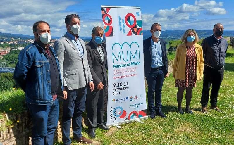 Cultura e música para a recuperación: a aposta da Eurocidade Tui-Valença polo MUMI 2021