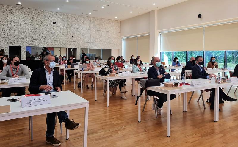 Un total de 150 inversores analizaron os 9 proyectos de startups aceleradas por Vía Galicia