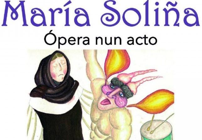 María Soliña, ópera nun acto