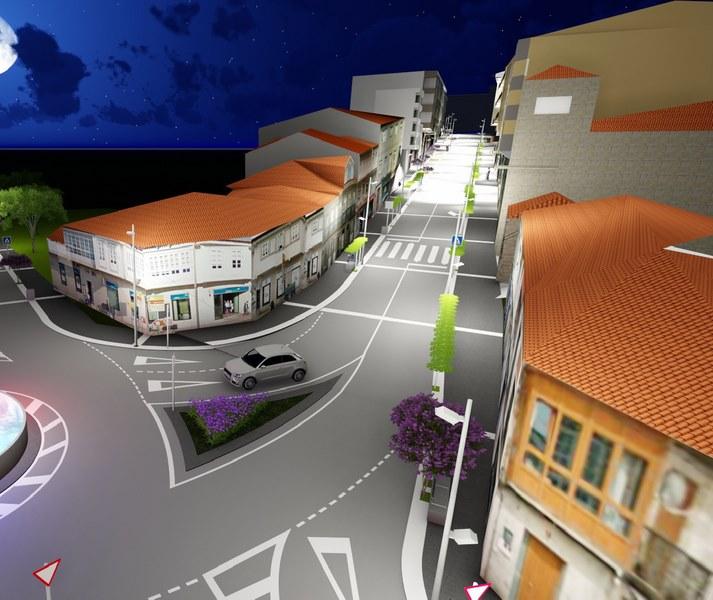 Nigrán transformará a principal rúa da Ramallosa converténdoa nun espazo amable, inclusivo e de convivencia