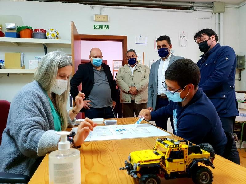 A Xunta asina un convenio de colaboración coa Asociación Esperanza Salnés
