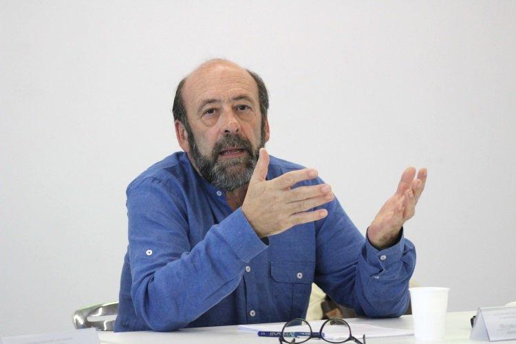 Carlos Méixome presenta en Nigrán o seu último libro 'Catas na memoria'