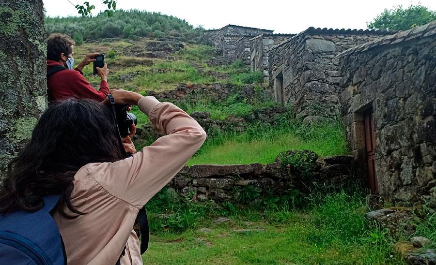 'Famtrip' polo territorio do Miño para convertelo nun 'destino TOP' de natureza e patrimonio