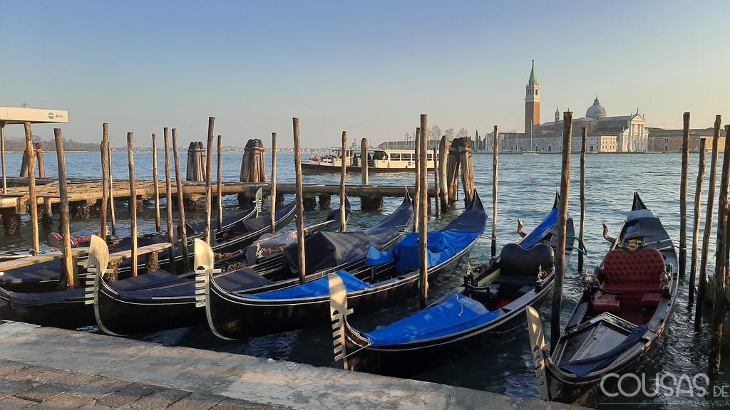 A arquitectura natural das Illas Cíes a estudo nun encontro internacional en Venecia