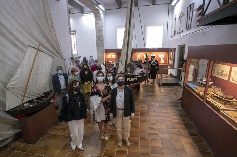 O Encontro de Embarcacións Tradicionais de Galicia celebrará a súa XV edición no porto de Moaña entre o 5 e o 8 de agosto