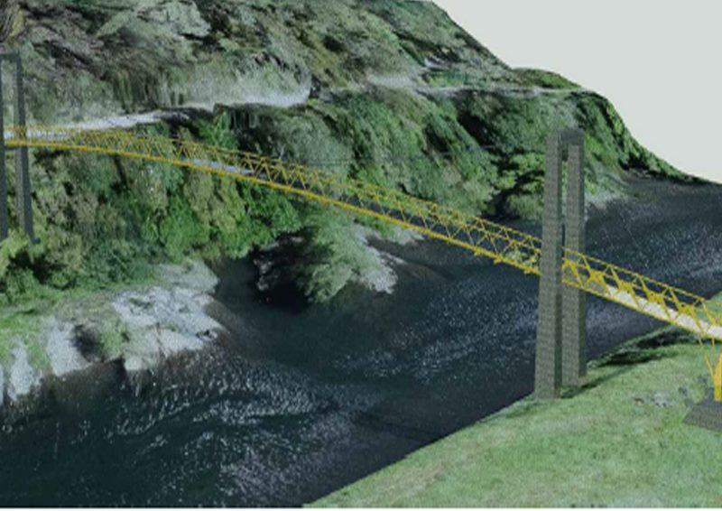 Salvaterra proxecta unha pasarela de acceso a Illa Fillaboa