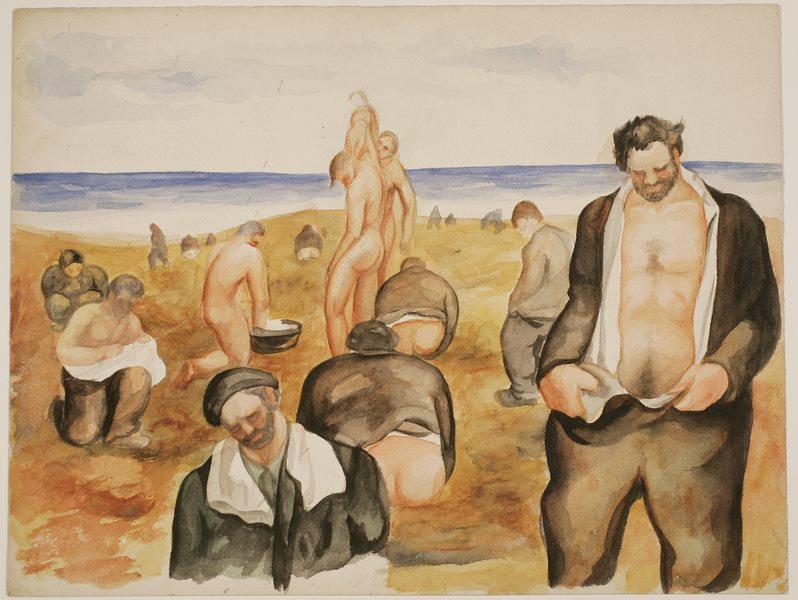 O Museo de Pontevedra cede temporalmente ao Reina Sofía dúas obras do artista galego Uxío Souto