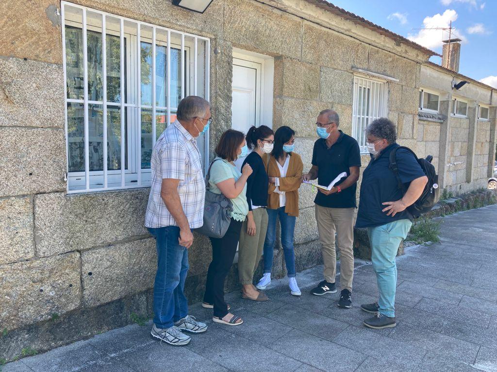 Arranca en Nigrán un programa de atención a persoas con problemas de saúde mental que é pioneiro en Galicia