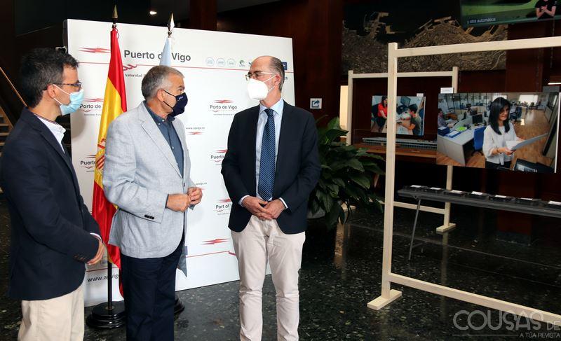 Cegasal regresa a Vigo coa mostra fotográfica que dá visibilidade ao traballo das persoas con discapacidade