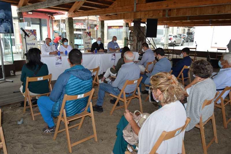 O Concello de Bueu organiza un evento de promoción do polbo de Bueu