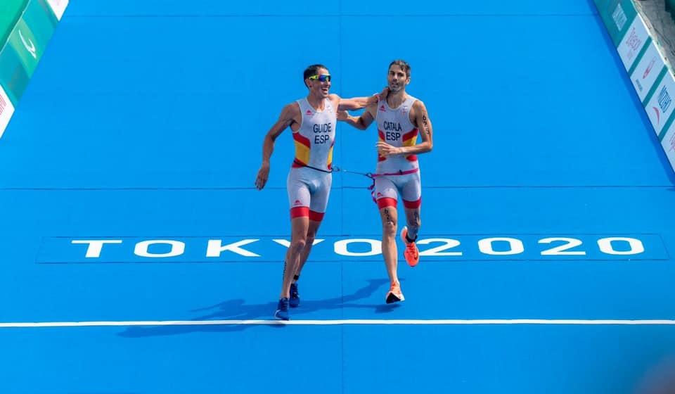 Susana Rodríguez e Gustavo Rodríguez, oro e prata nos Xogos Paralímpicos de Toquio