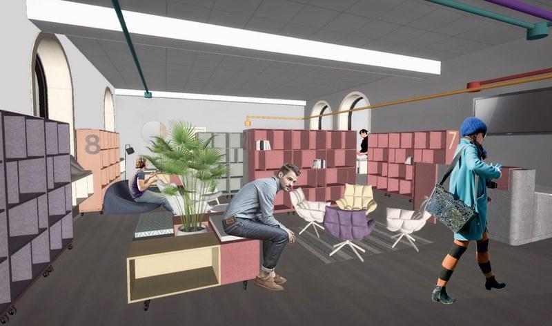 A Guarda presenta o proxecto da nova Biblioteca Municipal