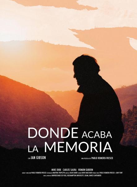 'Donde acaba la memoria', o documental que protagoniza Ian Gibson chega a Nigrán
