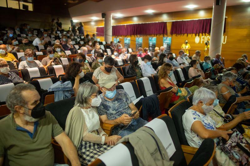 As curtas do alumnado e o filme 'Sole' complementan a Gala de Clausura do FICBUEU