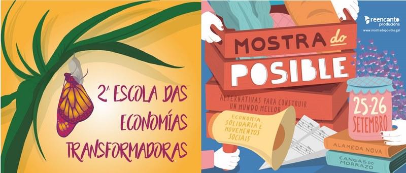 A economía social e solidaria invade de novo Cangas do Morrazo