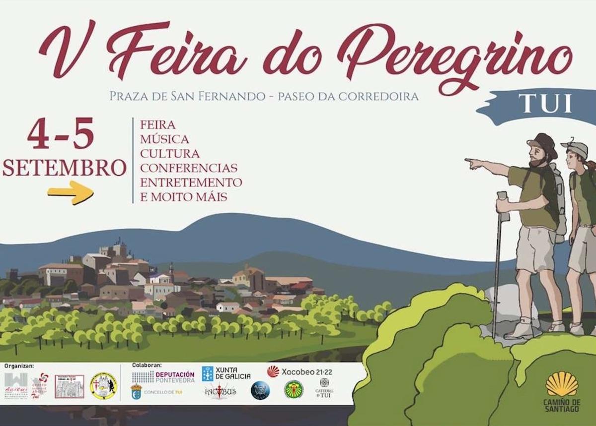 Tui celebra a quinta edición da Feira do Peregrino